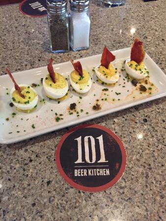 Deviled Eggs 101 Beer Kitchen Dublin Tripadvisor