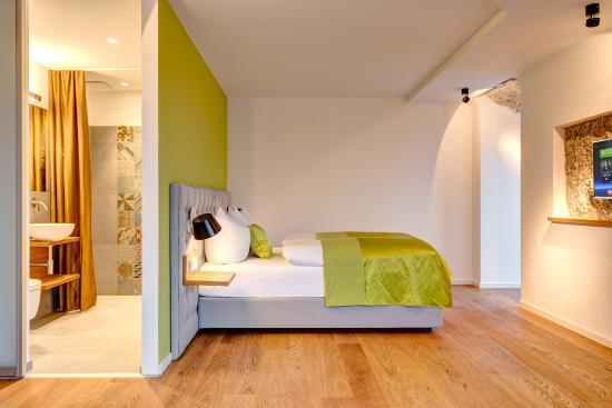 Hotel Im Bunker Studio Apartment