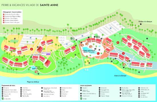 PierreampVacances Village Club Sainte Anne Hotel Guadeloupe
