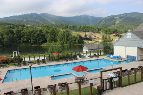 Pool area - Picture of Killington Grand Resort Hotel - Tripadvisor