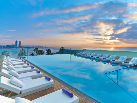 W Barcelona - UPDATED 2017 Prices & Hotel Reviews ...