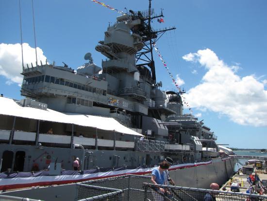 Room - Picture of Battleship Missouri Memorial, Honolulu ...