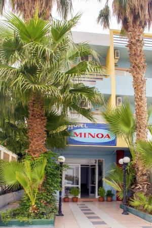MINOA HOTEL 2* (Малья) - отзывы, фото и сравнение цен ...