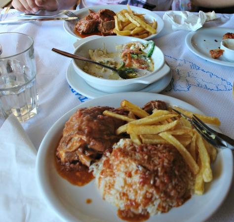 Ωραια μαγειρευτα - Κριτικές για Ταβέρνα της Άννας, Κέα, Ελλάδα - Tripadvisor