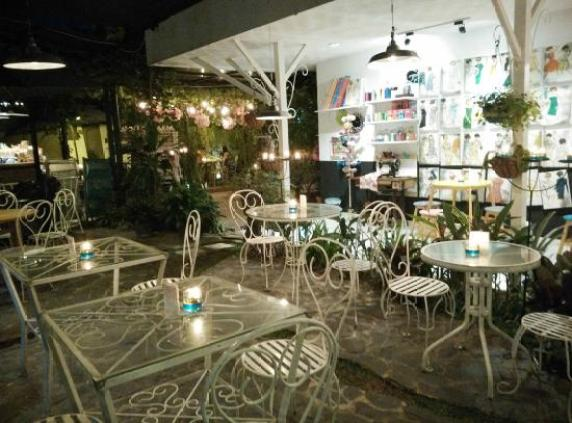 Image result for madam wang secret garden cafe malang