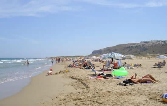 Playa Carabassi, Santa Pola: fotografía de Playa El Carabassi ...