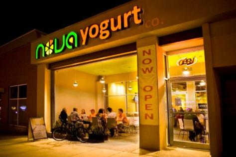 Image result for Nova Yogurt Denver University
