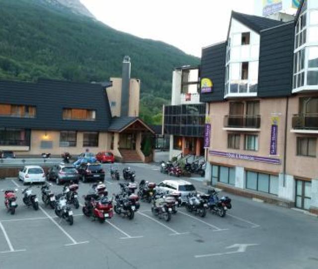 Suite Home Briancon Serre Chevalier Parking