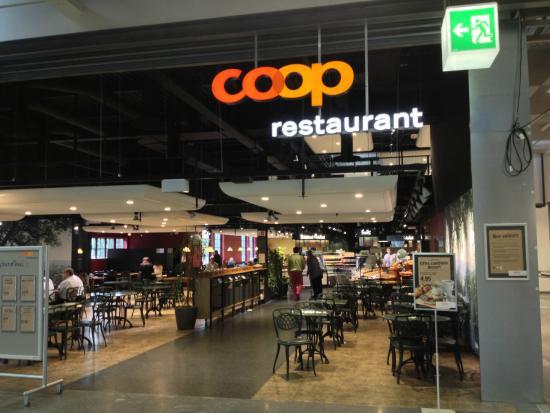 Coop Restaurant Vernier Blandonnet Centre Genve