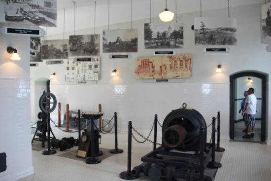 Boldt Castle Inside The Power Plant Picture Of Boldt