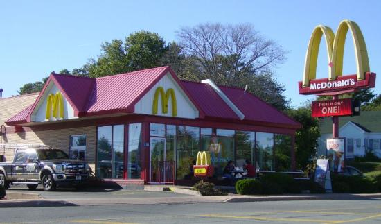 McDonald's, Liverpool - 203 Bristol Ave. - Restaurant ...