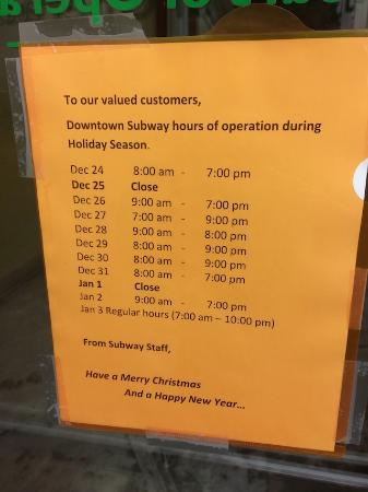 subway yellowknife restaurant reviews phone number photos