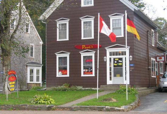Pauls German Baker Shop & Restaurant, 343 Main St ...