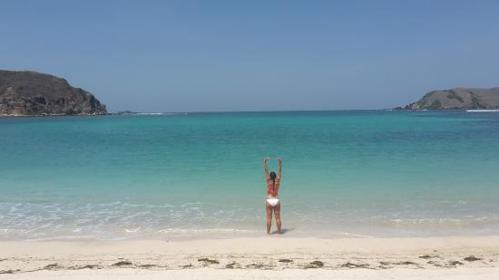 gili Nangu - Picture of Kila Senggigi Beach Lombok ...