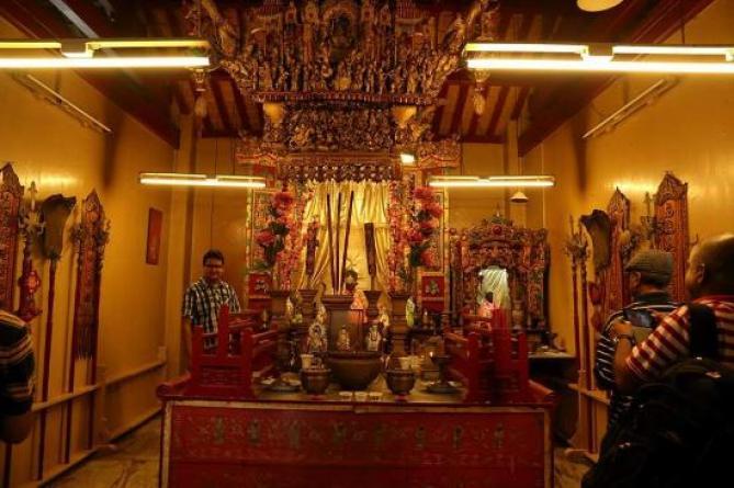 A Chinese church in Kolkata. Source ~ tripadvisor.com