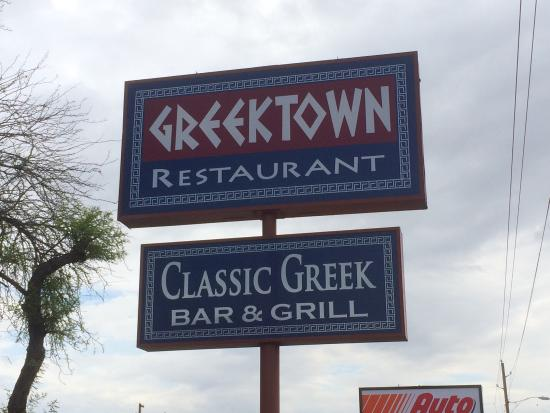 Greek Restaurant 7th Street Phoenix