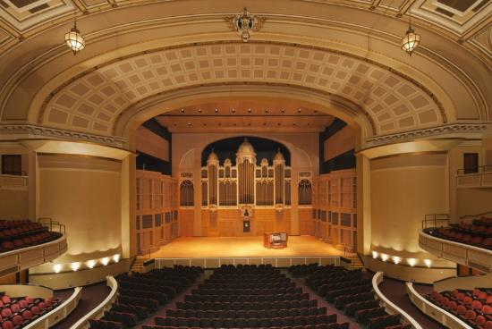 Merrill Auditorium Portland Maine Seating Brokeasshome Com