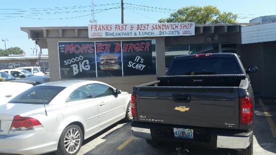 Frank S Sandwich
