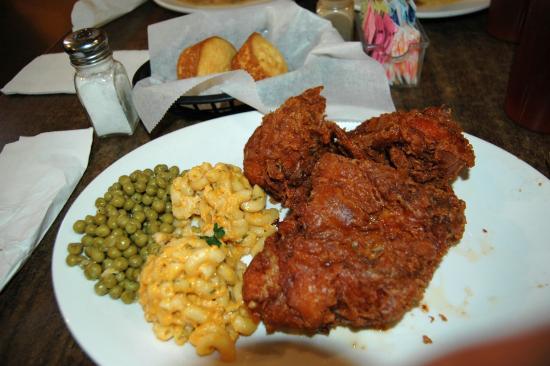 Soul Food Restaurants Greensboro North Carolina