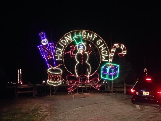 Christmas Light Display Yardley Pa