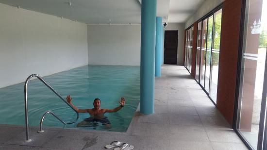 regency park hotel spa piscina interior climatizada