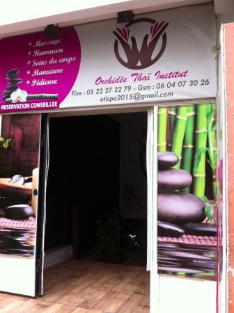 Orchidee Thai Institut Casablanca 2018 Ce Quil Faut