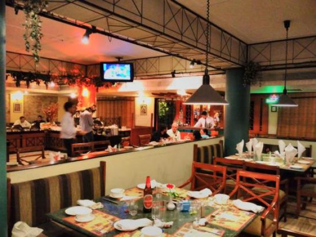Image result for images of Hot Millions Salad Bar and Restaurant, Sector 17, Chandigarh