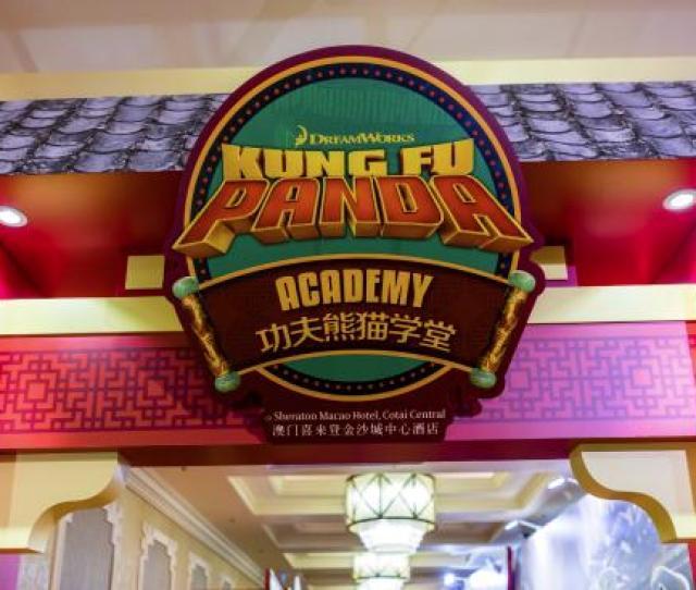 Kung Fu Panda Academy Kungfu Panda Academy