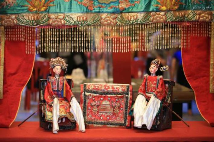 Image result for teochew puppet penang