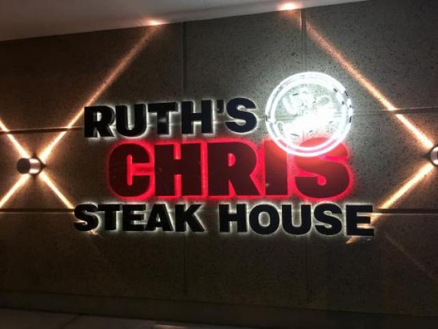 Image result for ruth's chris slc