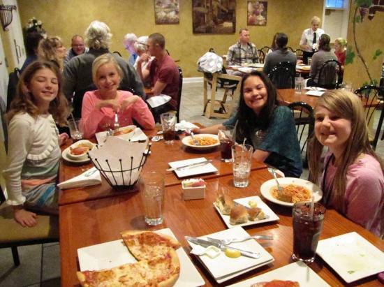 Family Birthday Dinner Restaurants