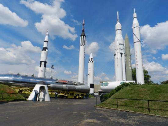 Raketa Picture of US Space and Rocket Center Huntsville TripAdvisor