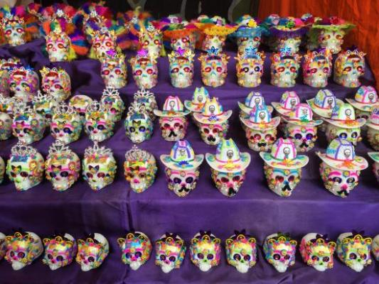 Image result for calaveritas de azucar
