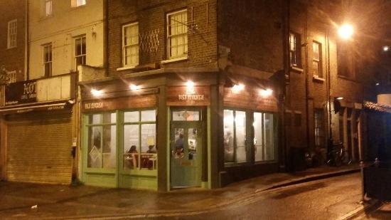 Little Viet Kitchen Bild Von London