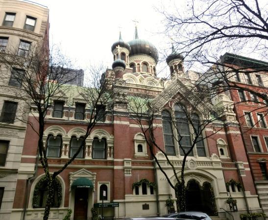 Russian Churches Nyc