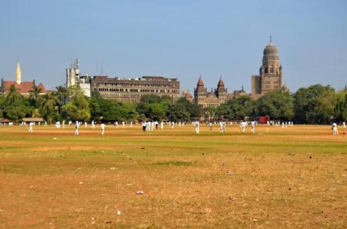 Running Tracks in Mumbai - Shivaji Park, Dadar