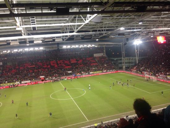 stadion galgenwaard utrecht 2021
