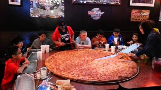 Big Lou S Pizza San Antonio Restaurant Reviews Phone