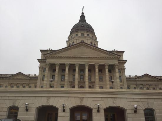 Kansas State House Dome Renovation