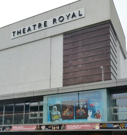 photo0.jpg - Picture of Norwich Theatre Royal, Norwich ...