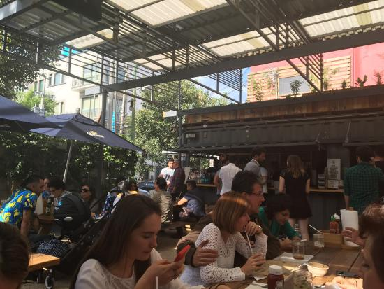 Dinner Condesa Mexico City
