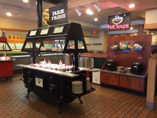 Ponderosa Steakhouse Greenfield Restaurant Reviews