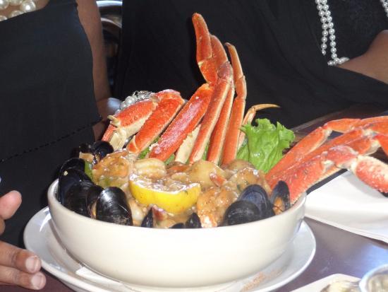 Closest Seafood Restaurant Near Me