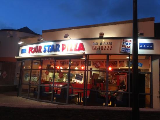 Fast Food Restaurants Killarney