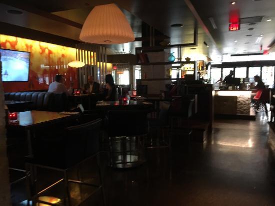 Calgary Downtown Restaurants 8th Ave