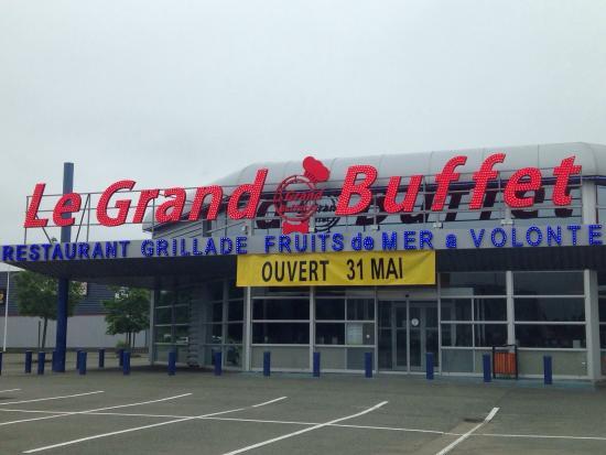 le grand buffet fotografia de le grand
