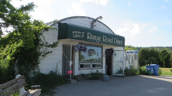 Image result for ted's range road diner