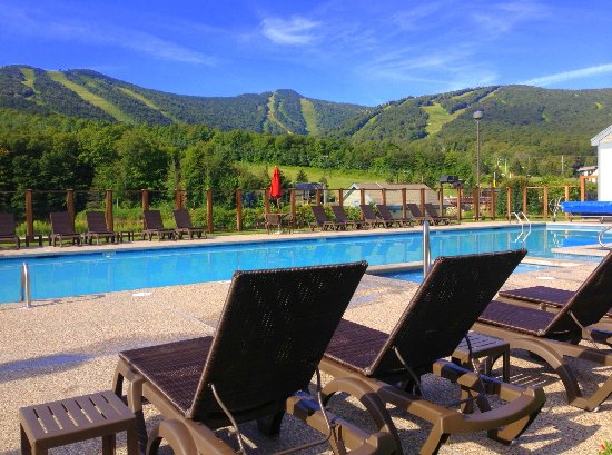 pool side - Picture of Killington Grand Resort Hotel - Tripadvisor