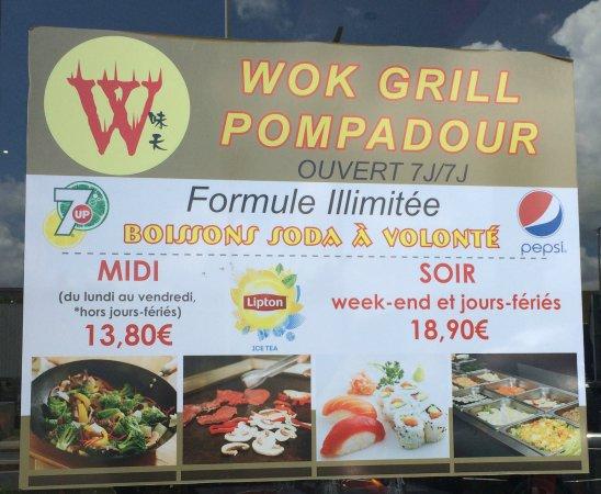 wok grill valenton creteil