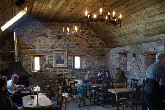 The Inside Dining Area Picture Of The Old Inn Appin TripAdvisor